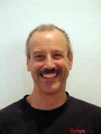 Picture of Kenneth Toy (Swami Jayananda) IPD staff member.