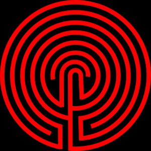 A picture of the Creten Labyrinth