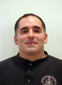 Picture of Tony Anni IPD staff member.